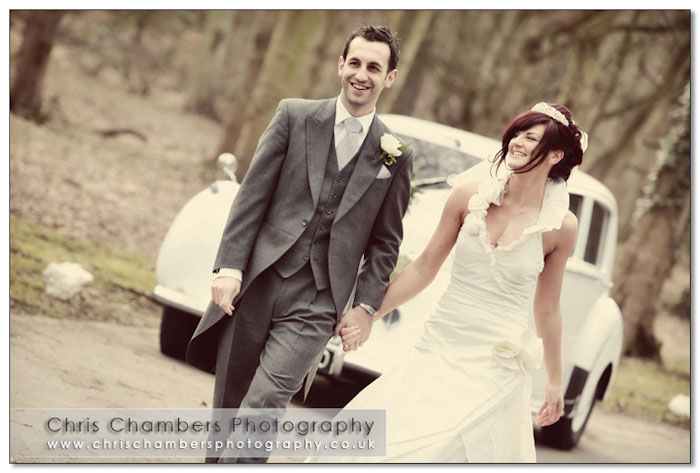 West Yorkshire wedding photographer Chris Chambers