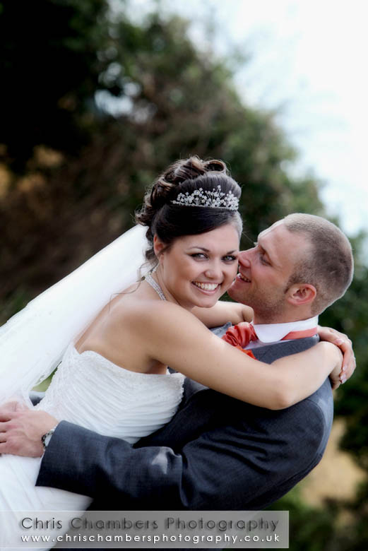 Chris Chambers Photography wedding photographer - gallery from Hodsock Priory
