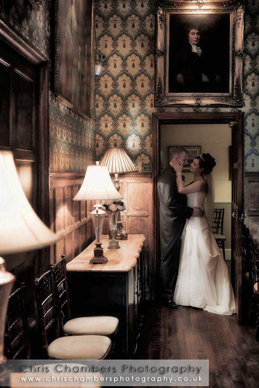 Romantic weddings at Hodsock Priory