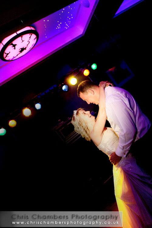 Oulton Hall wedding venue near Leeds West Yorkshire. Wedding photography from Chris Chambers