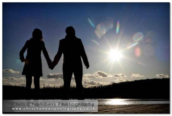 Pre-wedding photography at Walton Hall Waterton Park Wakefield