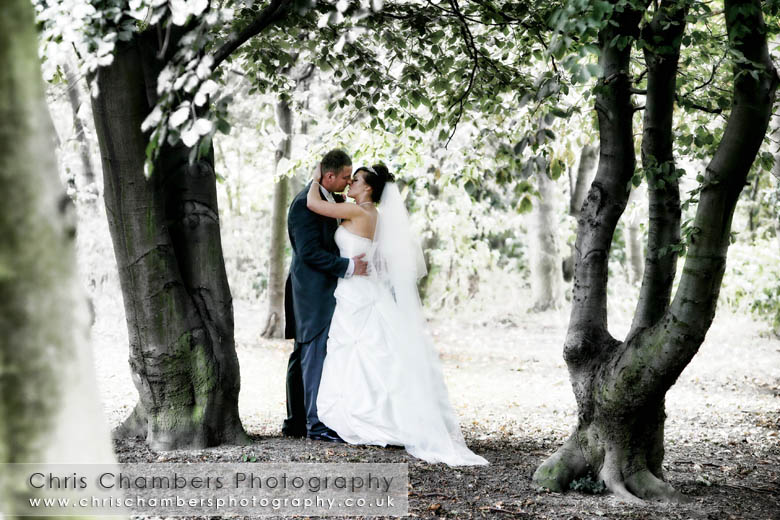 South Elmsall wedding photography from Chris Chambers