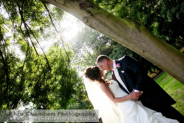 The Grove wedding venue in South kirkby near Pontefract