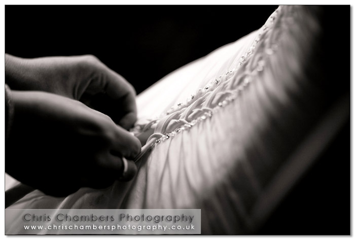 wedding photography at The Parsonage in Escrick near York
