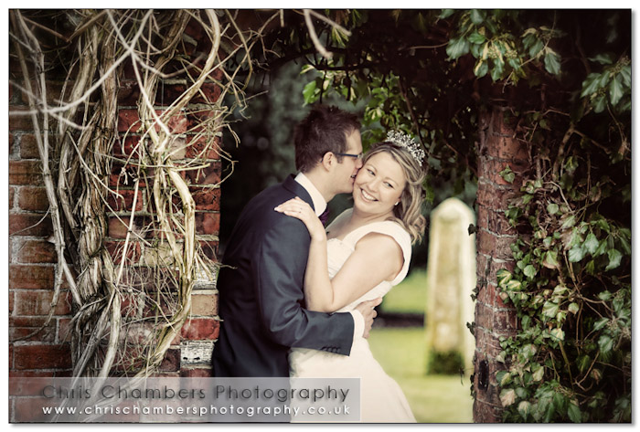 Wedding photography at The Parsonage