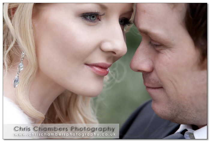 Wakefield wedding photographer at Walton Hall Waterton park.
