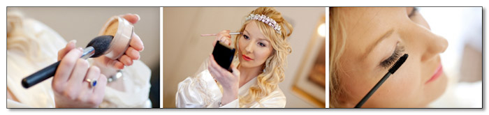 Wedding photography at Walton Hall Wakefield