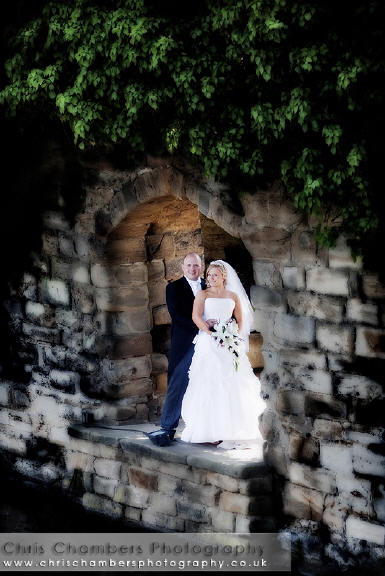 Wedding photo gallery at Walton Hall