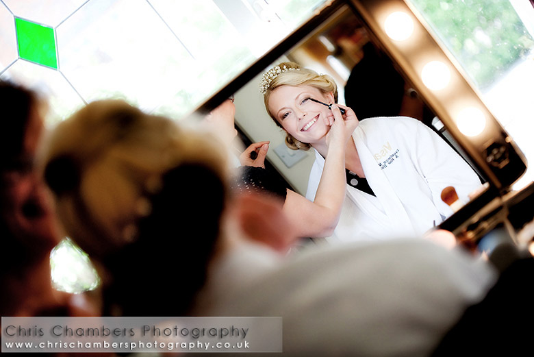 Walton Hall at Waterton Park wedding photographer