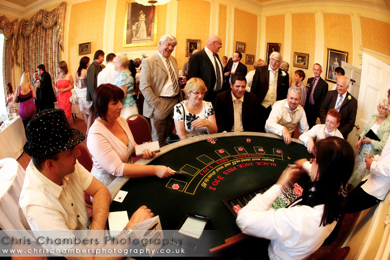 Casino at Hazlewood Castle