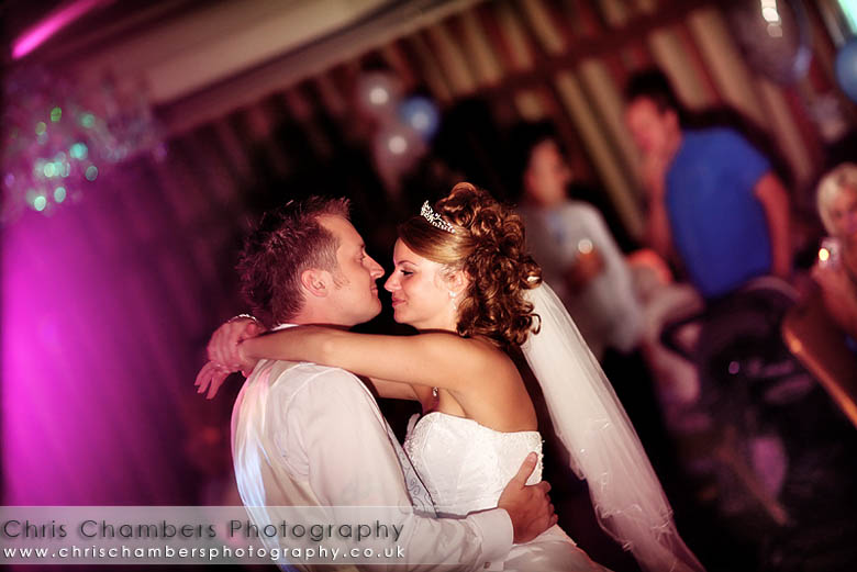 First Dance at Wentbridge House