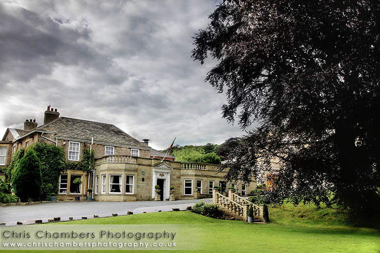 Wentbridge House wedding venue