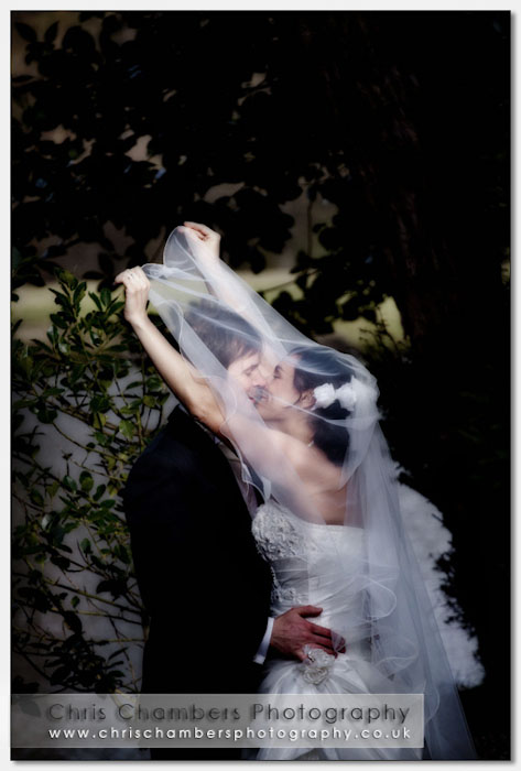 Wedding photography at Bagden Hall near Huddersfield