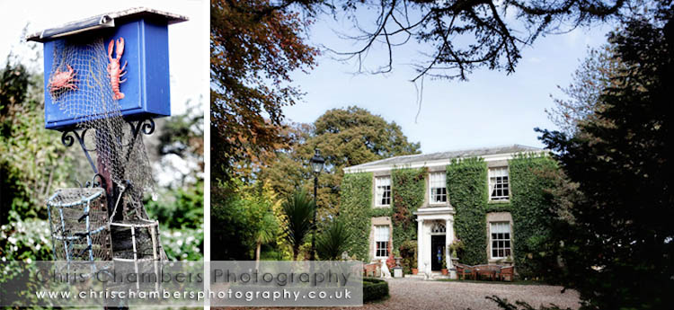 Crab manor Asenby North Yorkshire. Wedding venue