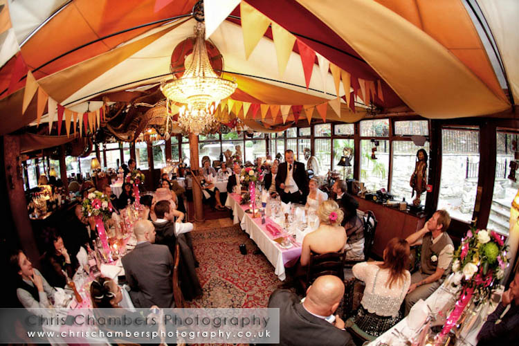 Crab and Lobster wedding Asenby near Thirsk in North yorkshire