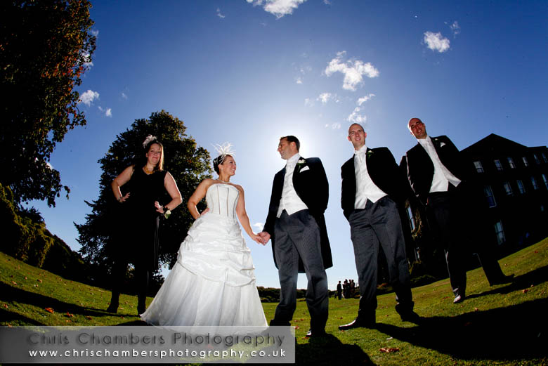 Walton Hall wedding photographer. Waterton park wedding venue in Wakefield