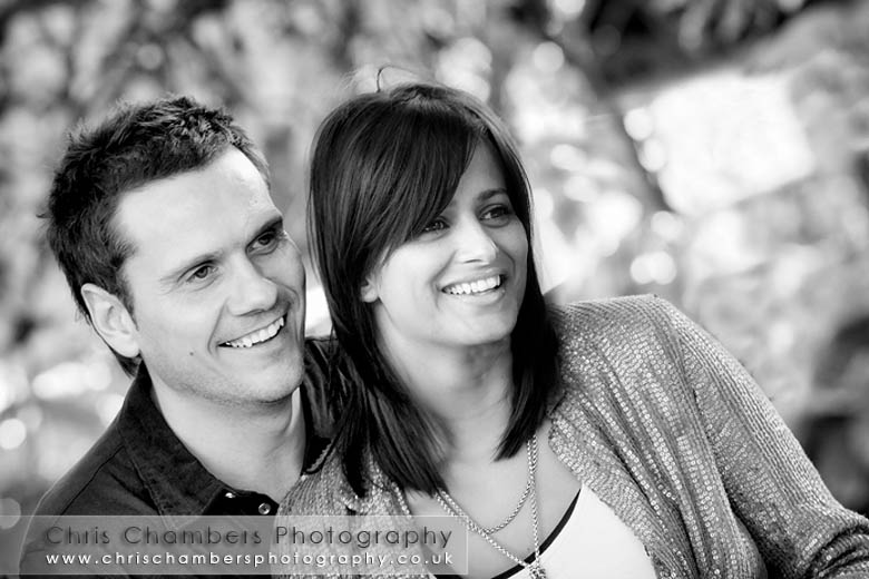 Pre-wedding shoot Hodsock Priory near Blyth.